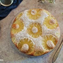 Torta d'ananas facilissima