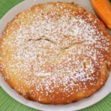 Torta melone e cocco