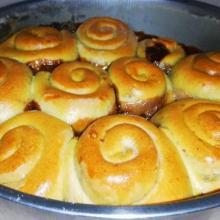 Torta roselline alla nutella e noci (video)