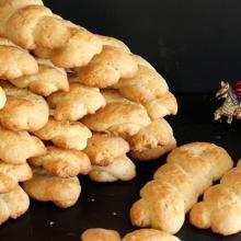 Treccine - biscotti siciliani