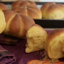 Zucche di pane - ricetta passo passo