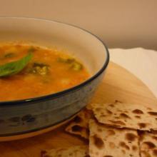 zuppa estiva (bimby)