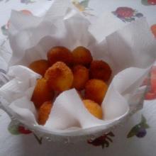 172 - Frittelle di polenta alla lodigiana