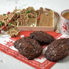 Biscotti gluten free al cioccolato