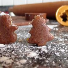 biscotti speziati di santa hildegarda