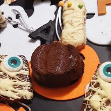 Brownie  e mummie per halloween