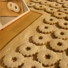 Canestrelli cookies