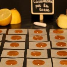 Caramelle di miele e zenzero per la tosse (ma non solo)