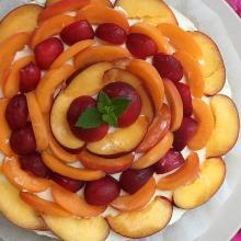 Cheesecake senza gelatina - ricetta passo passo