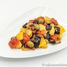 Ciambotta di verdure alla calabrese facile e veloce