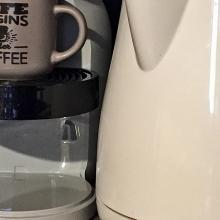 Come pulire il bollitore e il serbatoio della macchina del caffè