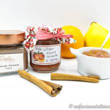 Confettura di mele cotogne arance e spezie