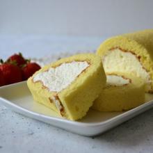 Dojima roll cake