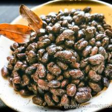 Fagioli neri cotti  nel coccio (terracotta) – ricetta perfetta –