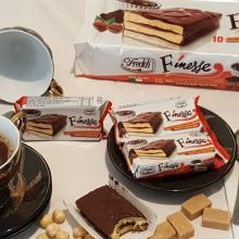 Finesse cacao-nocciola e buona colazione o buona merenda