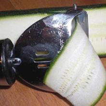 Fogli di zucchina