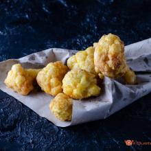frittelle di cavolfiore – pastella senza lievito
