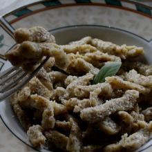gnocchi malfatti con farina di grano saraceno