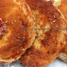 I tirtlen di pane alla mediterranea