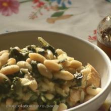 La zuppa di cannellini di nonna pupa