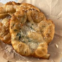 Làngos, il pane fritto ungherese