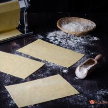 lasagne integrali fatte in casa