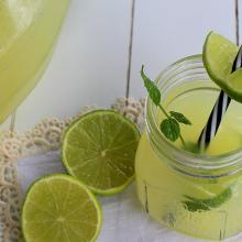 lemon soda fatta in casa