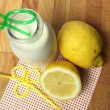 Limonata al cocco