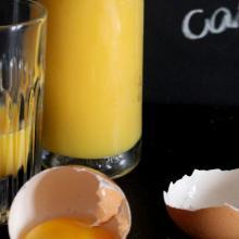 Liquore all'uovo - Vov