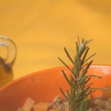 Minestra di riso,verza e legumi