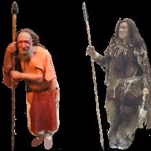 Mollica di pane 04 – gli antenati dell'uomo, il paleolitico e le classi intelligenti