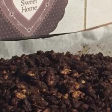 Muesli cacao e cioccolato fatto in casa