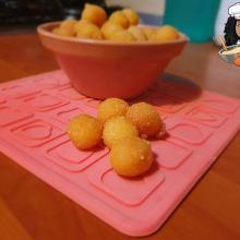 Palline di patate e formaggio
