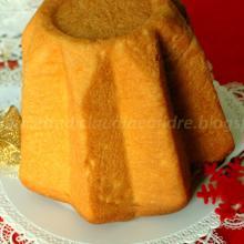 Pandoro soffice con la margarina