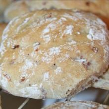 Pane alla cipolla rossa