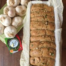 pane all'aglio