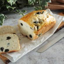Pane morbido alle olive