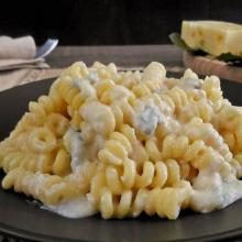 pasta ai 4 formaggi
