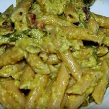 Pasta alla carbonara di asparagi
