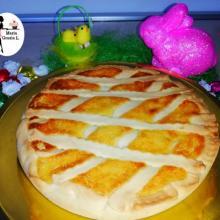 Pastiera napoletana dolce pasquale