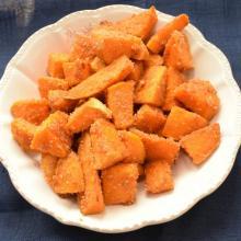 Patate dolci (americane) sabbiose alla paprika