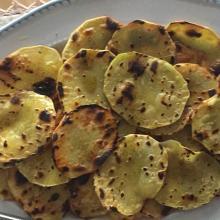 Patate grigliate saporite