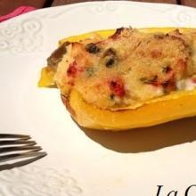 peperoni ripieni (vegetariani con gusto)