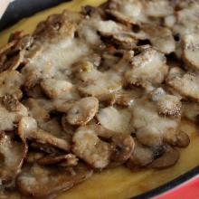 polenta ricca al forno