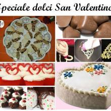 raccolta ricette dolci di san valentino
