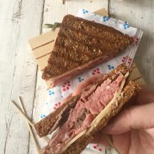 reuben sandwiches per il club del 27