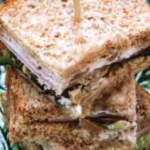 sandwich alla salsa di tonno