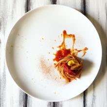 Tomato^3…spaghetti ai tre pomodori