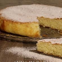 torta al cocco senza farina e burro