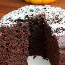 torta cioccolatosa senza lattosio
